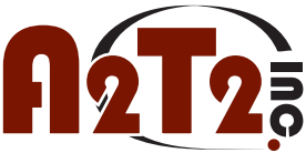 A2T2 Logo Red